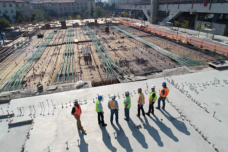 Betonghåltagare - Växjö - Omväxlande arbete i ett härligt gäng! image