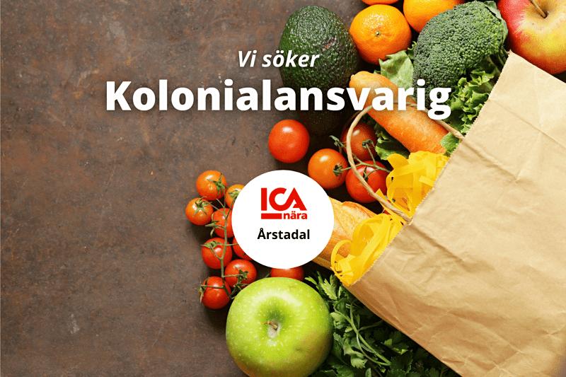 ICA Nära Årstadal söker Kolonialansvarig! image