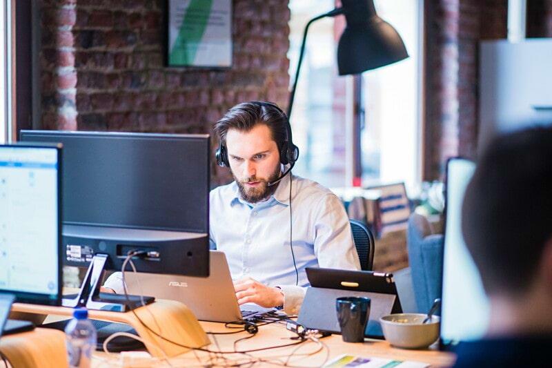 Myndighet i Linköping söker nu en medarbetare inom first line support image