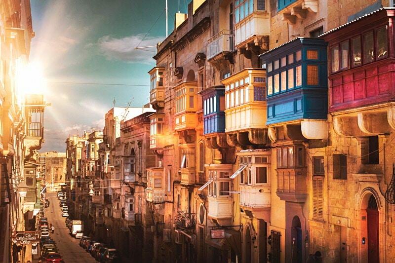 Live-Casino dealer på soliga Malta! image