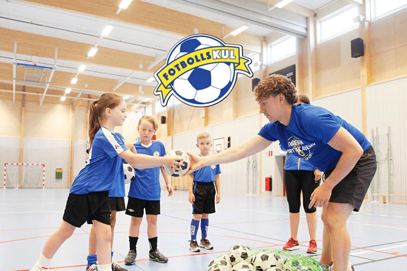 Fotbollsledare för barn 4-8 år HT21 - Borås image
