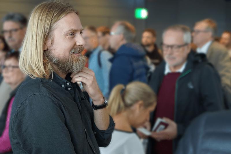 Tomas Larsson - kravanalytiker