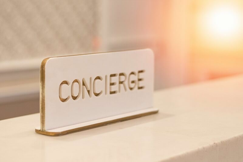 Chief Concierge image