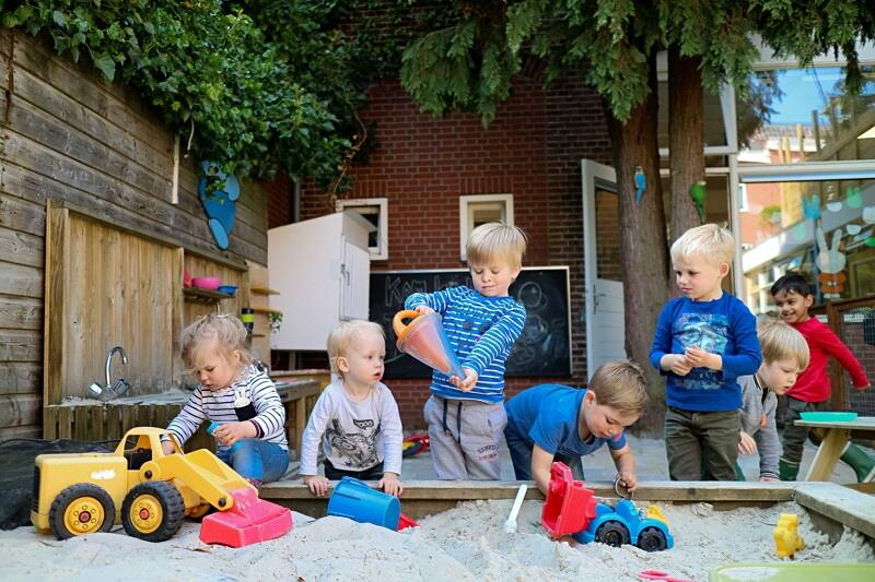 Pedagogisch Medewerker Kinderdagverblijf image