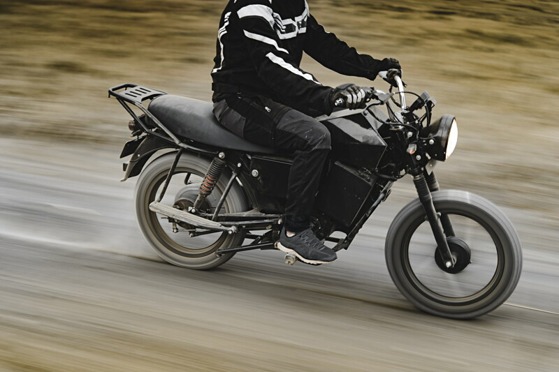 Sales Executive : Electric Motorbikes image