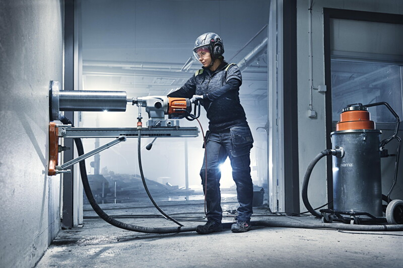 Global ERP Project Lead to Husqvarna Construction Division image