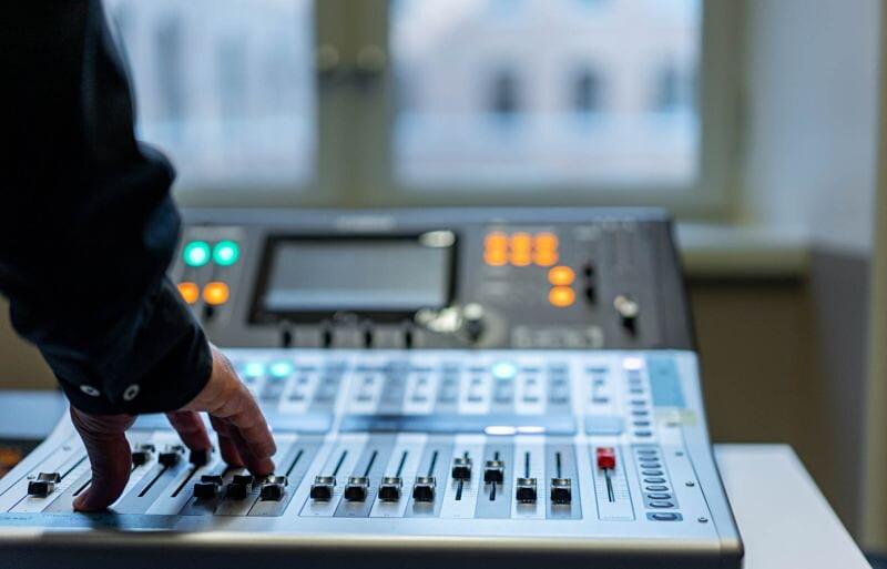 AV-tekniker/produktionsledare image
