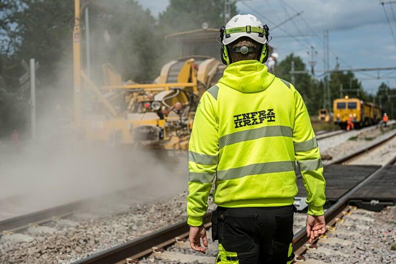 Arbetsledare till Infrakraft, Malmö! image