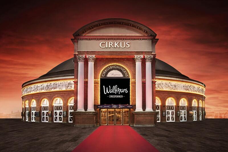 Wallmans Cirkusbygningen søger nye vagter image