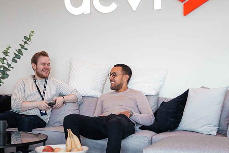 Devi öppnar kontor i centrala Örebro och söker säljare 🥳 image