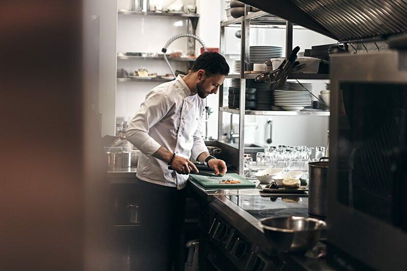 Restaurangchef - Idre Fjäll! image