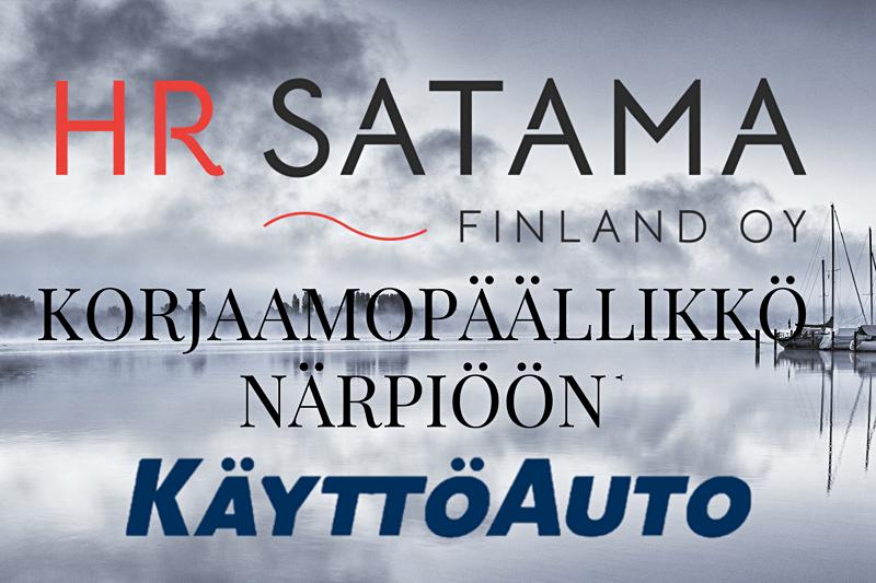 Korjaamopäällikkö Närpiöön image