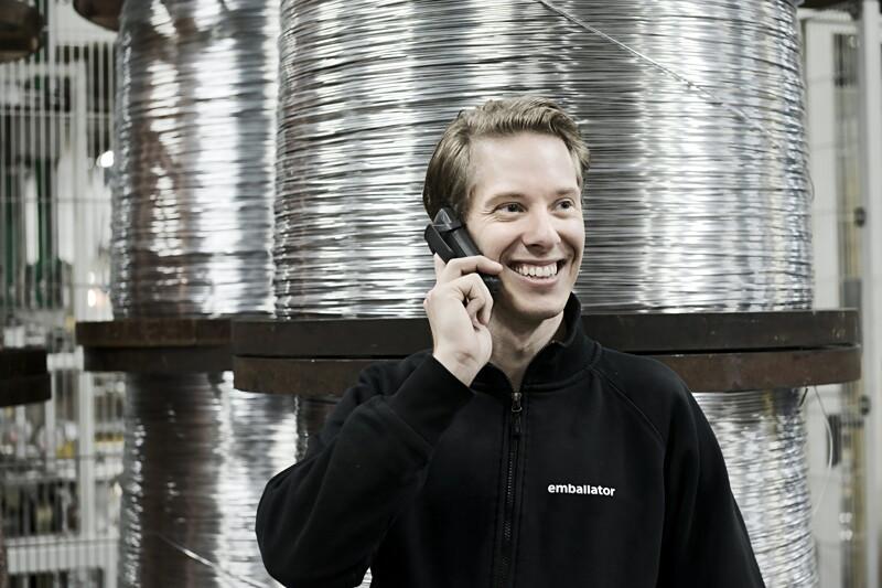 HR-chef | Emballator Metal Group image