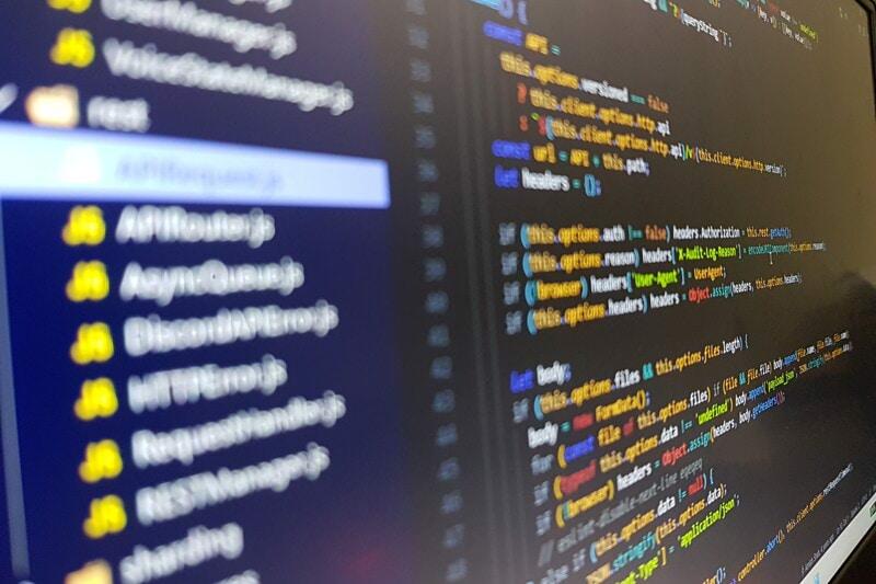 NodeJS Backend Developer image