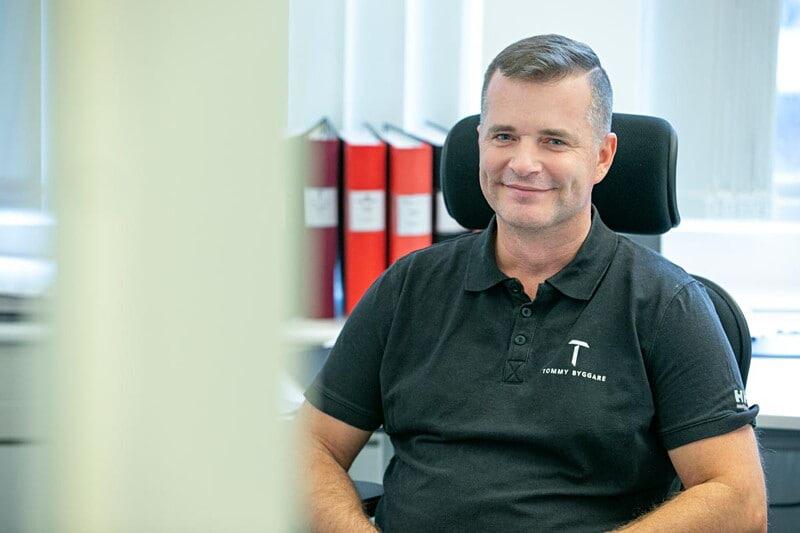 Projektinköpare till Tommy Byggare i Göteborg image