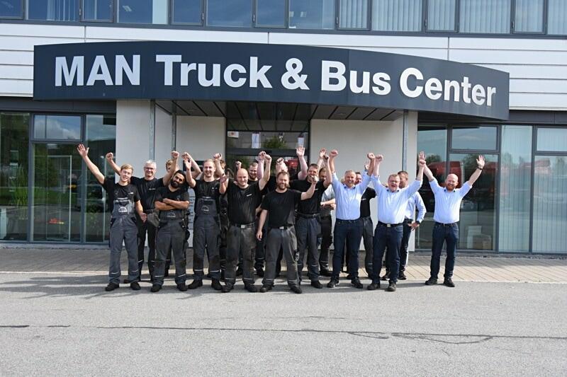 Mekanikerlærling til lastvogne og varebiler image