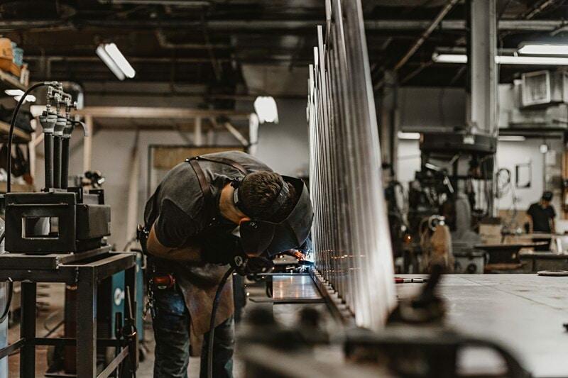 Maskinreparatör - Tingsryd - Har du svetskunskaper med verkstadsvana!? image