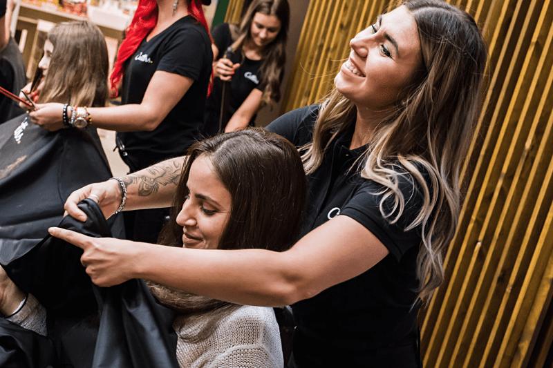 Cutters söker en flexibel frisör som kan arbeta i samtliga salonger i Stockholm! image