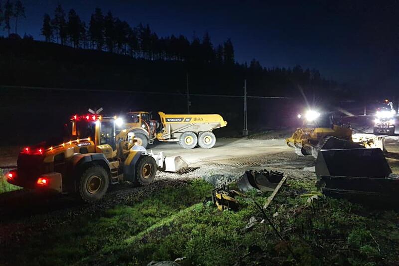 Anläggningsarbetare till Infrakraft, Malmö! image