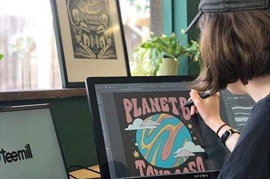 Digital Illustrator image
