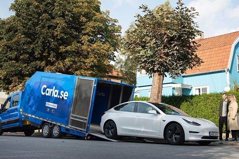 Lastbilsförare med C/C1-körkort image