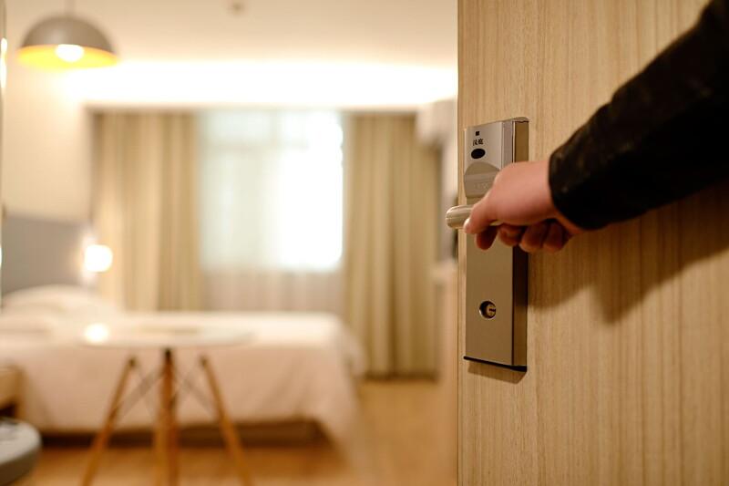 Hotellstädare sökes!! image
