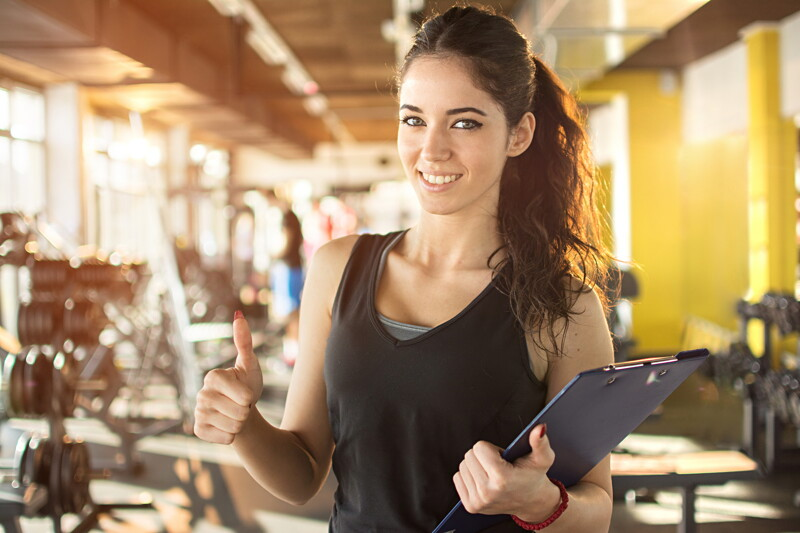 Female Fitness Instructor / Personal Trainer - Job Post image