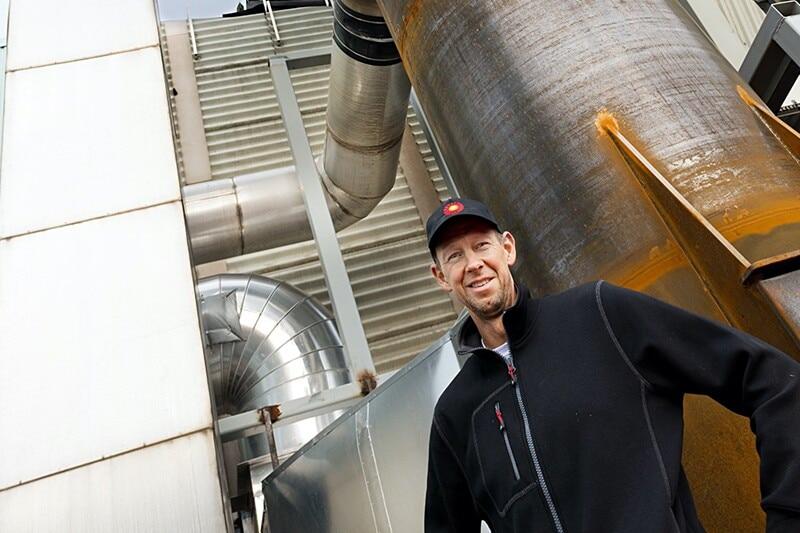 Anläggningsansvarig till Falkenberg Energi image