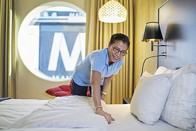 Duktiga hotellstädare sökes till Malmö image