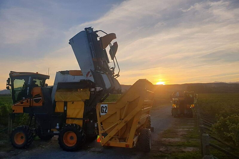 Vineyard Machinery Operator- Awatere Valley image