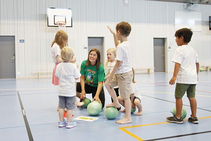 Idrottsledare för barn 2-6 år - Göteborg HT21 image
