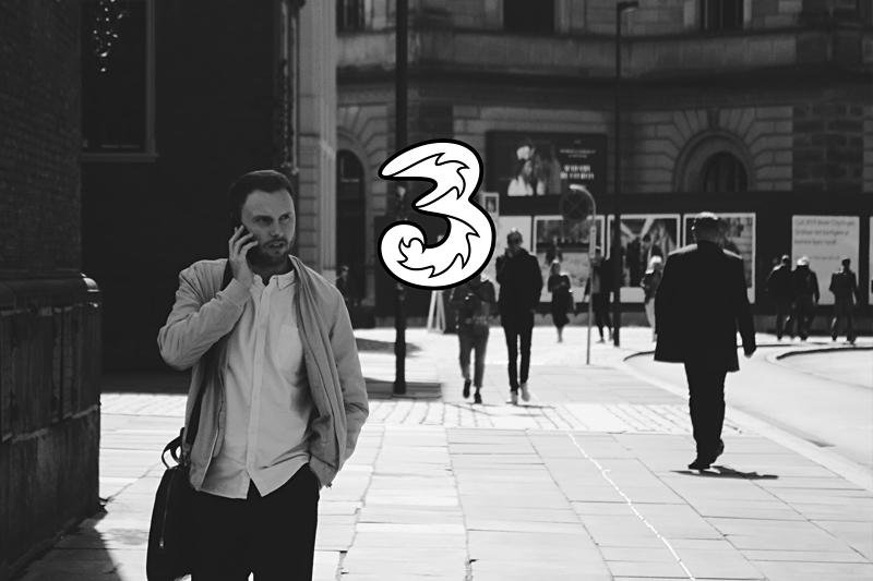 Bli vår nästa Account Manager på Tre B2B image