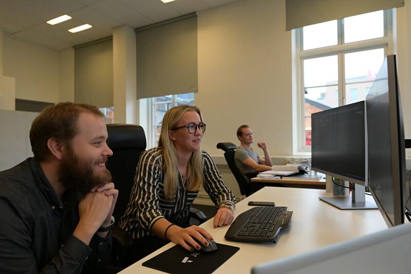 Marklund Solutions AB söker nu Energi- och processkonsult image