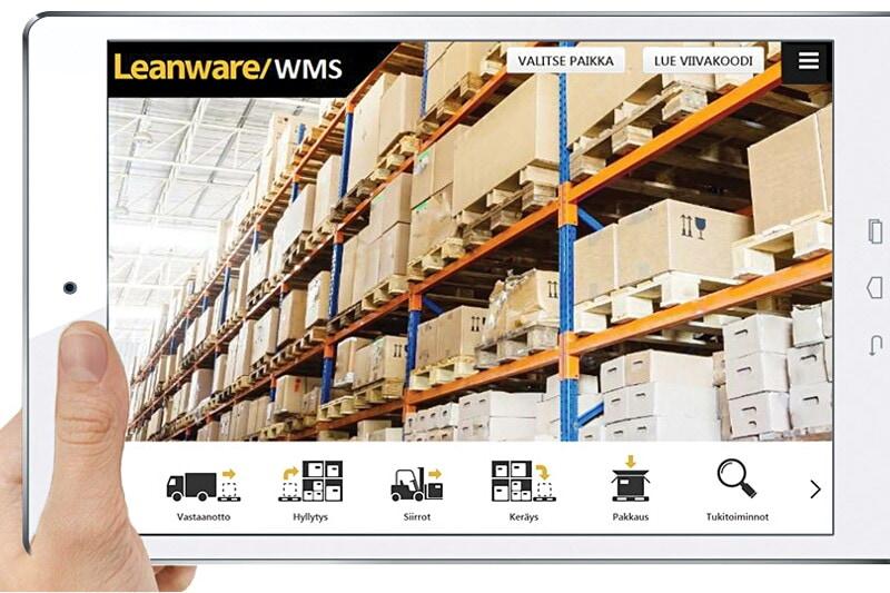 Järjestelmäkonsultti (LeanwareWMS) image