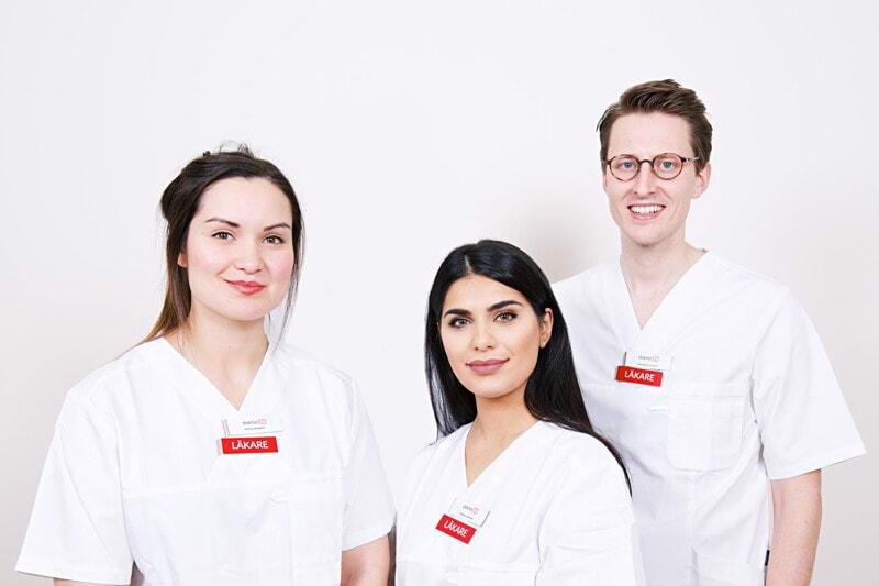 Läkare till Doktor24s digitala tjänst image