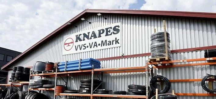 Säljare inom VA till expanderande Knapes Sverige image