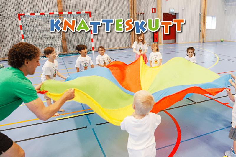 Idrottsledare för barn 2-6 år -  Stockholm HT21 image