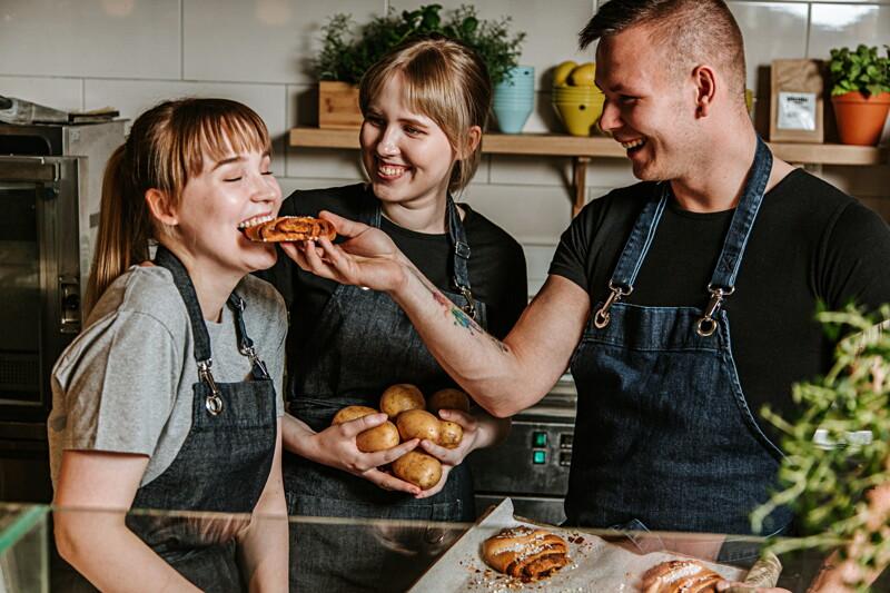 Ravintolatyöntekijöitä Oulunkylän Picniciin! image