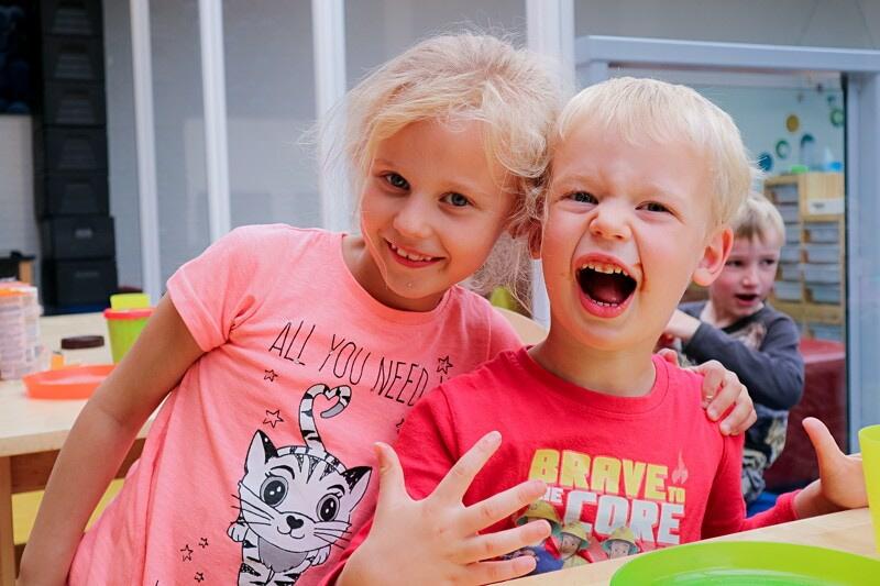 BBL vacature kinderopvang - werken en leren image