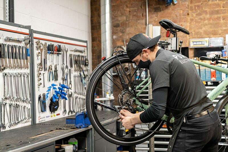 Store Bicycle Mechanic image
