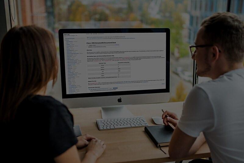 Cloudutvecklare - NodeJS & AWS image