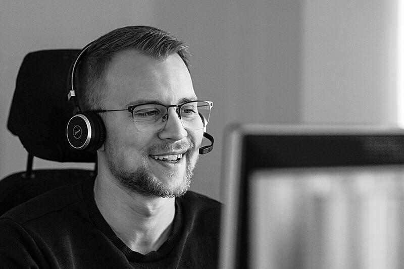 Customer Service Mitarbeiter (w/m/d) in Vollzeit (38,5h/Woche) image