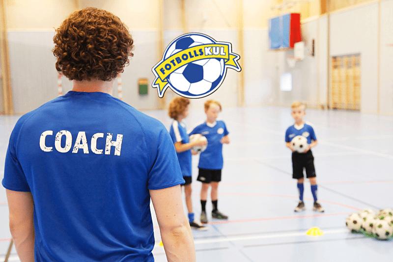 Fotbollsledare för barn 4-8 år -  Göteborg HT21 image