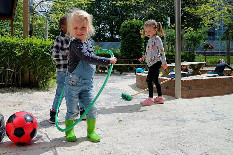 Stageplek Monkey Donky en Het Toddlers Huis image