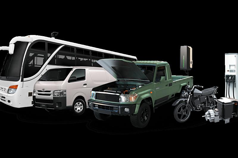 Sales Executive : Electric Vehicles image