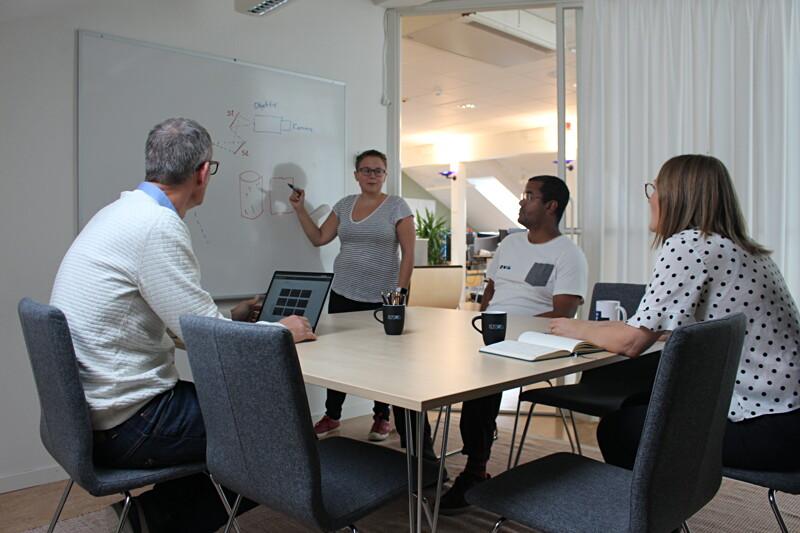 Systemingenjör inom mjukvara, elektronik och mekanik image