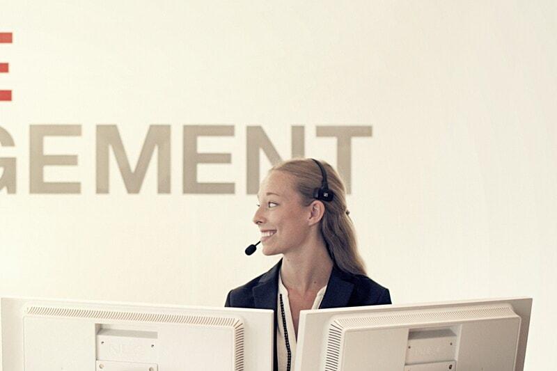 Receptionist/kontorsassistent till kund i centrala Stockholm image