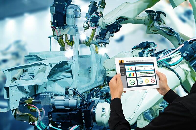 Automationstekniker 3D-mätteknik till Hexagon Manufacturing Intelligence - Göteborg image