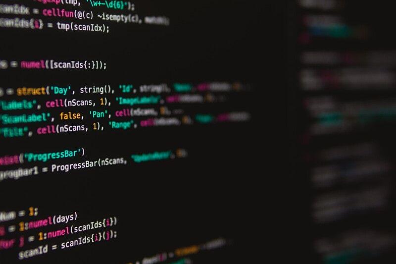 Backend developer image