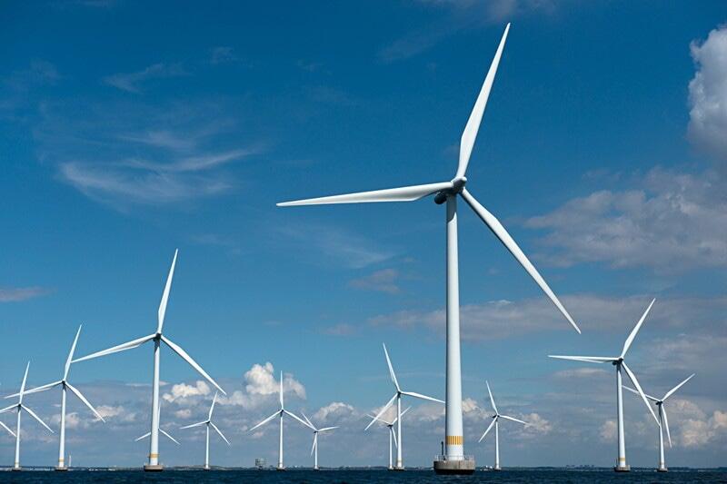 Miljökonsekvenser av havsbaserad vindkraft image